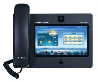 Điện thoại IP Video HD Grandstream GXV3175 đại diện cho tương lai điện thoại IP trong truyền thông đa phương tiện dành cho cá nhân.