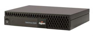 Switchvox E520 cung cấp sức mạnh truyền thông cao cấp cho 300 điện thoại và 100 cuộc gọi đồng thời. Nó được trang bị bộ xử lý 4 nhân, ổ SSD và tất cả các tính năng tiên tiến của UC Switchvox được tích hợp trong một thiết bị. E520 được cung cấp bởi phần cứng Dell EMC và được hỗ trợ bởi sự hỗ trợ 24/7 của Digium, bao gồm Phụ tùng Ngày làm việc Tiếp theo và Dịch vụ tại chỗ nếu được yêu cầu. Với E520, nhu cầu truyền thông doanh nghiệp của bạn được đáp ứng suốt ngày đêm.